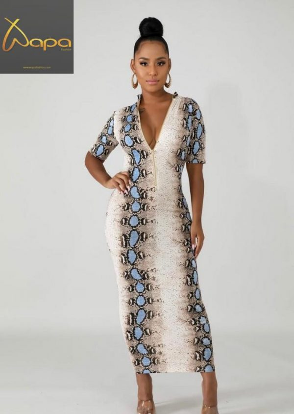 MARISELA MIDDY DRESS-IVORY